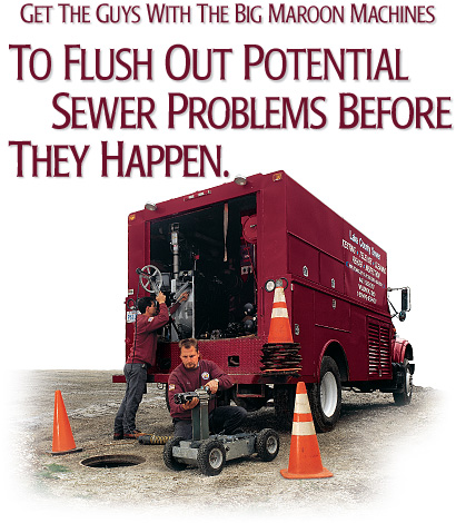 Lake County Sewer Company - Sewer Inspection